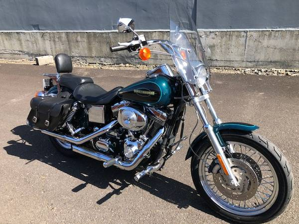 Photo 2000 Harley Davidson Dyna Low - $6,800 (na)