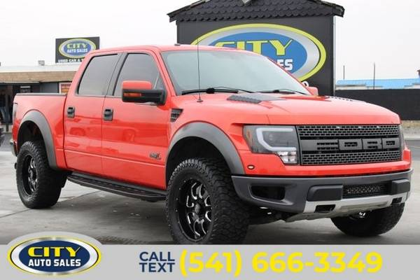 Photo 2011 Ford F-150 SVT Raptor Pickup 4D 5 12 ft - $25,995 (_Ford_ _F-150_ _Truck_)