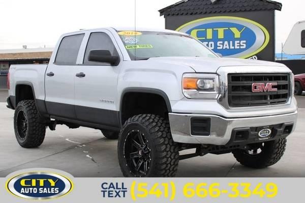Photo 2014 GMC Sierra 1500 Pickup 4D 6 12 ft - $27,899 (_GMC_ _Sierra 1500_ _Truck_)
