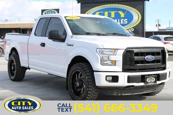 Photo 2015 Ford F-150 XL Pickup 4D 6 12 ft - $25,000 (_Ford_ _F-150_ _Truck_)