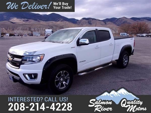 Photo 2017 Chevrolet Colorado 4WD Z71 - $28,895 (_Chevrolet_ _Colorado_ _Truck_)