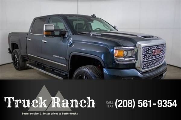 Photo 2019 GMC Sierra 3500HD Denali - $57995 (_GMC_ _Sierra 3500HD_ _Truck_)
