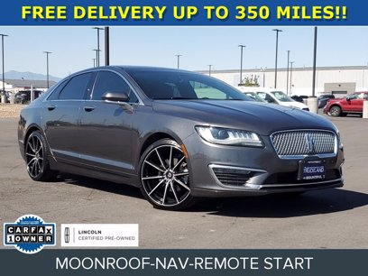 Photo Certified 2017 Lincoln MKZ Reserve Hybrid for sale