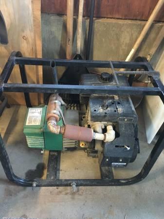 Photo Coleman Powermate 4000w Generator - $125 (West Yellowstone)