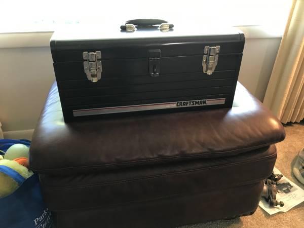 Photo Craftsman Tool Box - $43 (Idaho Falls (Westside))