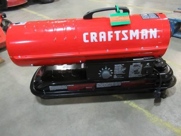 Photo Craftsman shop heater dieselkerosene - $120 (Idaho Falls)