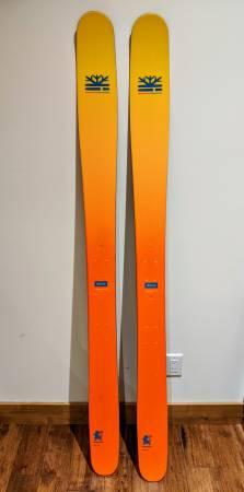 Photo DPS Wailer 112 Foundation Skis 2019, 178 cm - $350 (Driggs)