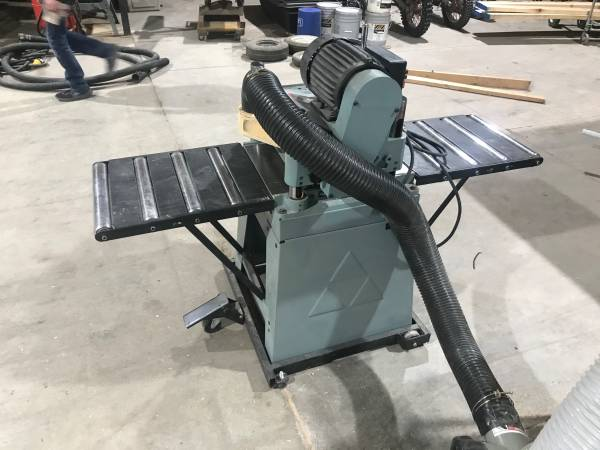 Photo Delta 3 HP Model 380 15 Planer - $950 (Idaho Falls, Idaho)