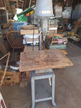 Photo Drill Press Delta Rockwell - $300 (Idaho Falls)