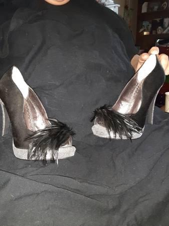 Photo Gorgeous heels size 7 m - $50 (Chubbuck)