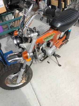 Photo Honda trail 70 - $3,500 (Eagle)