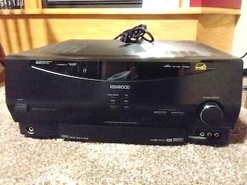 Photo Kenwood VR-4090 5.1 Channel AV Receiver - $110 (Ammon, ID)