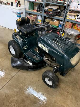 Photo Mtd Yard machines lawn mower (Shelley)