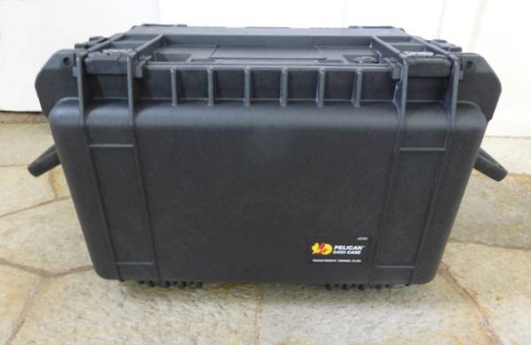 Photo Pelican 0450 Case, Mobile Tool Chest with 7 drawers - $529 (Idaho Falls, ID 83402)