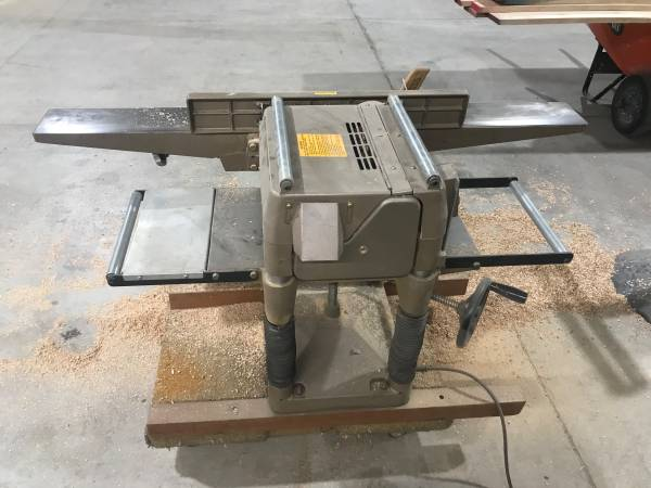 Photo Planer Jointer Combo - $1250 (Idaho Falls, Idaho)