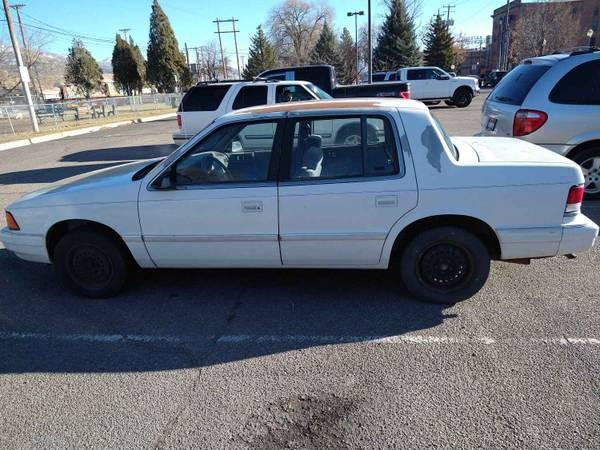 Photo Plymouth Acclaim ( Classic, no longer made ) EMP Proof All Mechanical - $1,500 (Pocatello)
