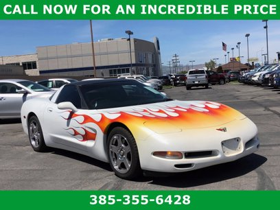 Photo Used 1998 Chevrolet Corvette Coupe w Memory Pkg for sale