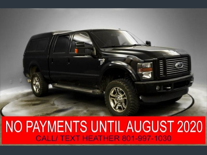 Photo Used 2010 Ford F250 Harley-Davidson for sale