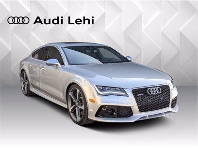 Photo Used 2015 Audi RS 7 Prestige for sale