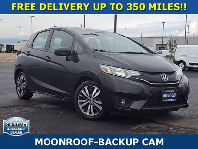 Photo Used 2015 Honda Fit EX for sale