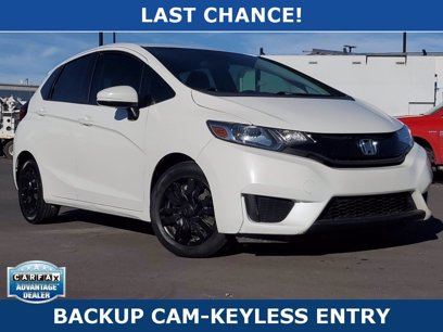 Photo Used 2015 Honda Fit LX for sale