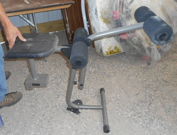 Photo Weight Lifting Bench Press Part - $20 (Rigby, ID)