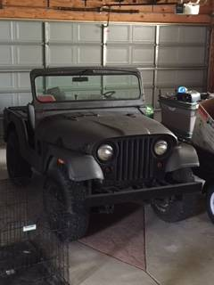 Photo Willys Jeep for sale - $3950 (McCammon)