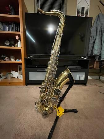 Photo Yamaha YTS-AD200 Advantage Tenor Saxophone - $1,100 (Idaho Falls)