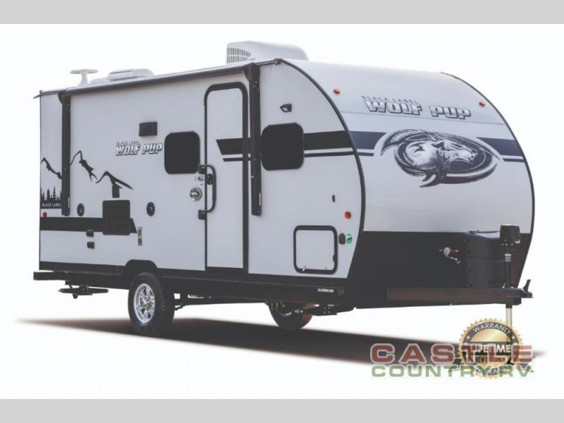 Photo 2021 Forest River Rv Cherokee Wolf Pup Black Label 16BHSBL $ 16495