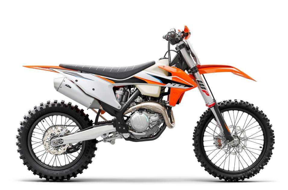 Photo 2021 KTM 450 XC-F