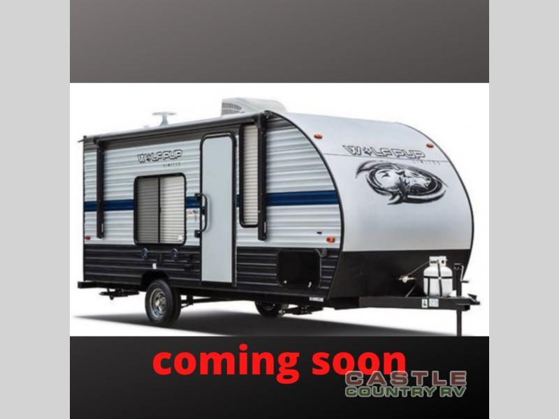 Photo 2021 Forest River Rv Cherokee Wolf Pup Black Label 18TOBL $ 18995