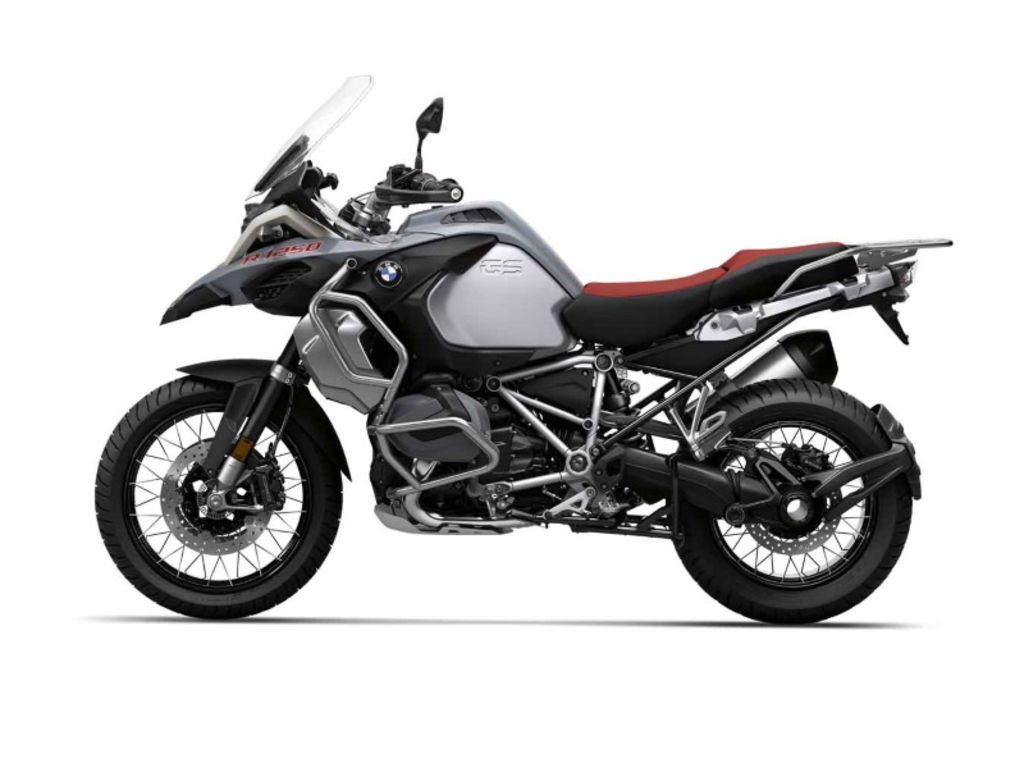 Photo 2020 BMW R 1250 GS Adventure Ice Grey $24040