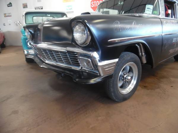 Photo 1956 Chevy - 2 Lane Blacktop Style - $21999 (Hartford Ky)
