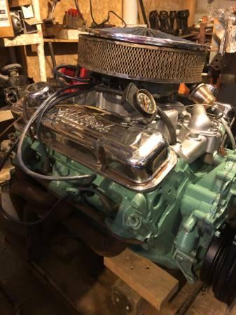 Photo 1970 400 YS Pontiac Engine - $2300 (Barbourville)