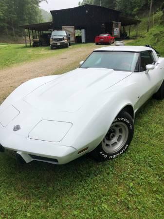 Photo 1978 Chevy Corvette 25th Anniversary - $9,000 (Hazel Green)