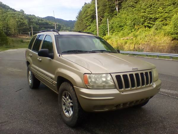 Photo 2000 Jeep Grand Cherokee Limited - $750 (Pikeville)