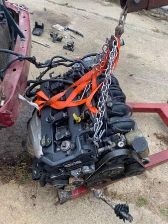 Photo 2006 Mazda 6 enginetransmission - $1,000 (Williamsburg)