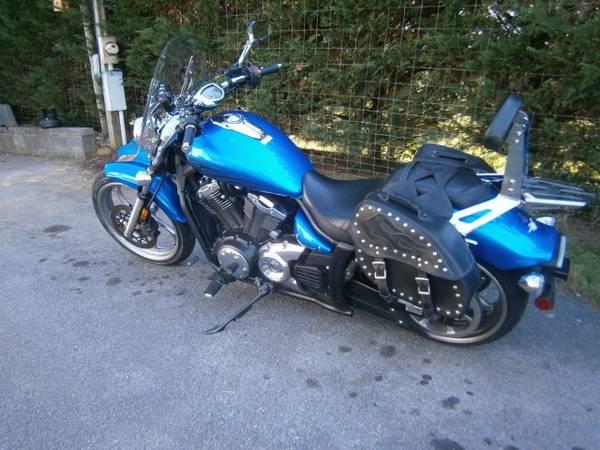 Photo 2011 Yamaha 1300 Stryker. Real Sharp Cruiser. VGC  - $4,250 (Limestone)