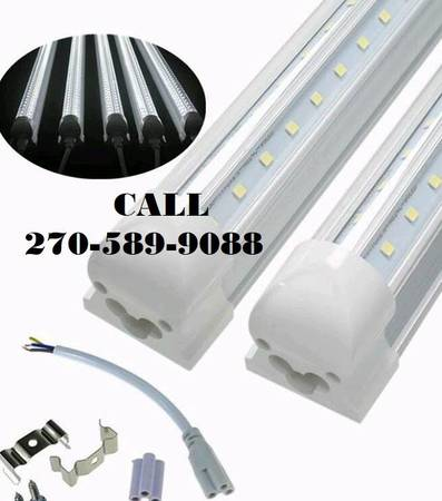 Photo 8 FT And 4 Ft Led Lights For Sale - $19 (Carlisle)