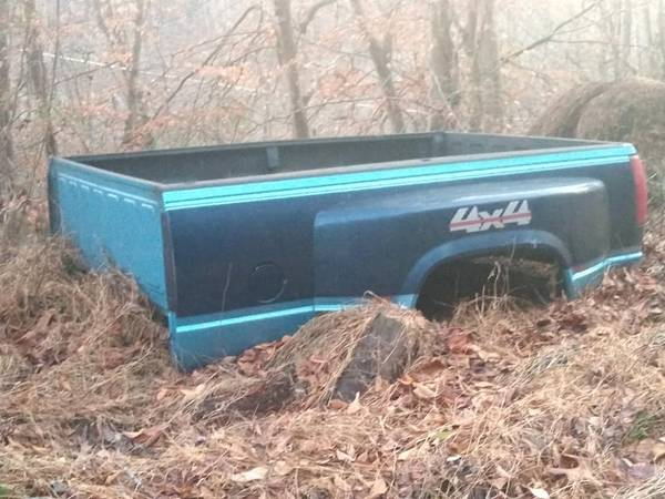 Photo 95 chevy dually bed - $1,200 (Williamsburg)