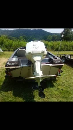 Photo Boat for sale or trade (Salt Lick, Ky)