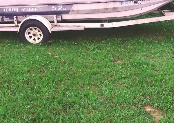 Photo (Boat trailer for Sale OR Trade) - $1,500 (Corbin)