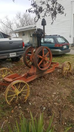 Photo Hit and Miss Engines (Georgetown Indiana)