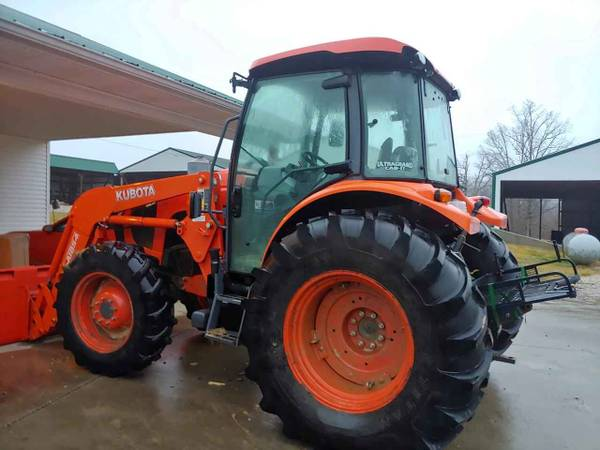 Photo Kubota M5-111 tractor for sale - $52,000 (Morehead KY)