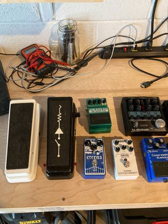 Photo Pedals - too many to list (Blountville)