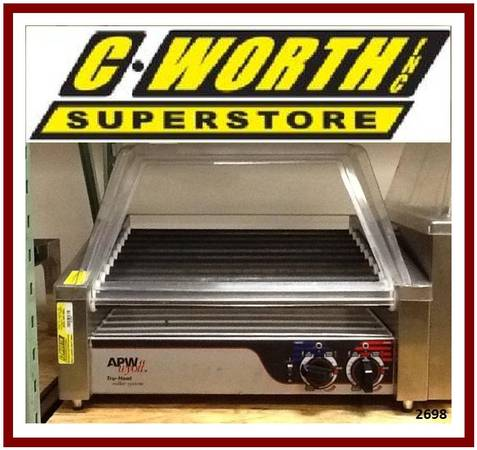 Photo Pre-Owned Hot Dog Roller Grills - $1 (Your Commercial Culinary Connection)