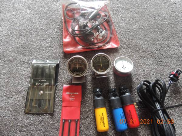Photo Snap On,Snap On Tools,Matco tools - $1 (Kingsport)