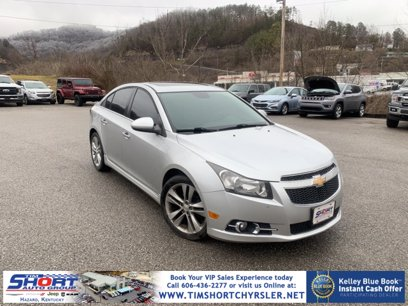 Photo Used 2014 Chevrolet Cruze LTZ w RS Package for sale