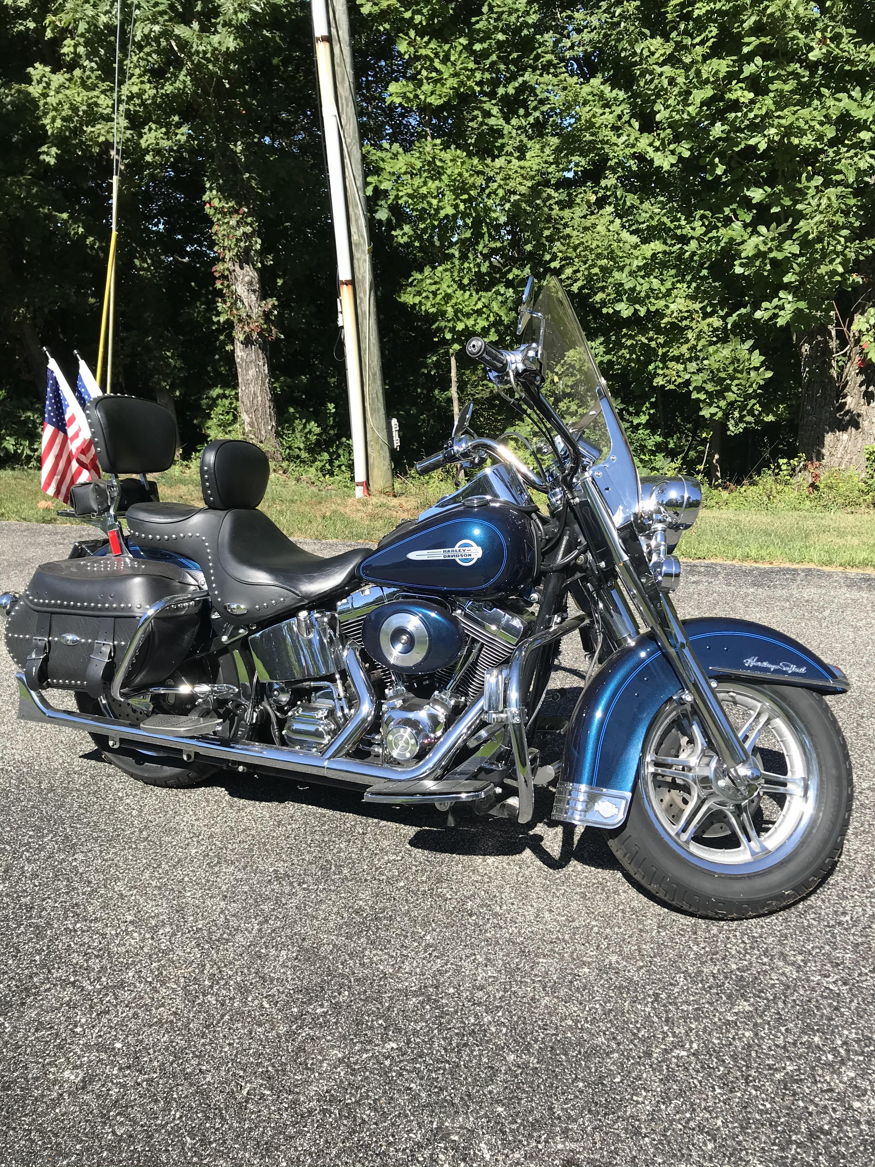 Photo 2002 Harley-Davidson HERITAGE SOFTAIL CLASSIC $8000169.60169.60