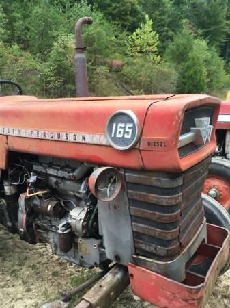 Photo farm tractor - $5,500 (jackson ky)
